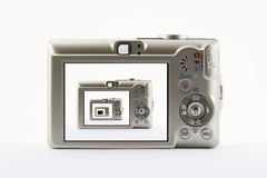 Digital Camera. Stock Photography