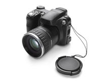 Digital camera. Royalty Free Stock Photography