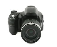 Digital camera Stock Image