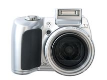 Digital camera Royalty Free Stock Photography
