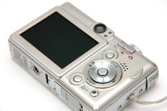 Digital Camera (Back) Stock Photos