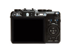 Digital Camera back Royalty Free Stock Image