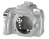 Digital camera body Stock Photos