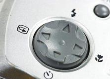 Digital camera buttons Stock Photos