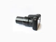Digital camera. Compact digital camera new generation Stock Photography