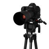 Digital Camera. Royalty Free Stock Photo