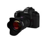 Digital Camera. Royalty Free Stock Images