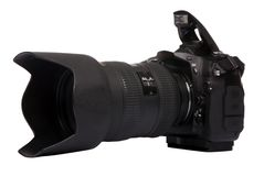 Digital Camera DSLR 2 Stock Photo
