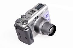 Digital Camera Isolated Stock Photography