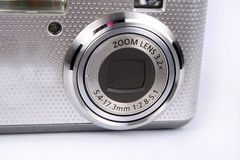 Digital Camera Lens Royalty Free Stock Photos