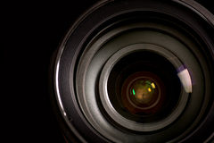 Digital camera lens Royalty Free Stock Image