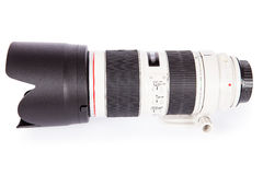 Digital camera lens Stock Image