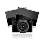 Digital camera lens. Royalty Free Stock Photography