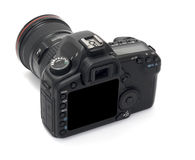 Digital camera photography electronics Royalty Free Stock Images
