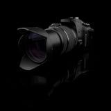 Digital camera (SLR) Stock Images