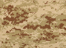 Digital camouflage Stock Photos