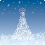 Digital Christmas Royalty Free Stock Photography