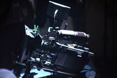Digital Cinema Camera Stock Photos