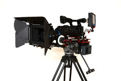 Digital Cinema Camera Stock Image