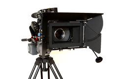 Digital Cinema Camera Royalty Free Stock Photos