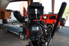 Digital cinema camera royalty free stock images