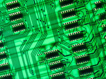 digital circuit board buetiful for background Royalty Free Stock Photos