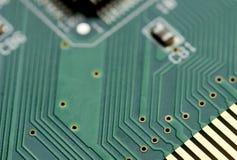 Digital circuit board Stock Image