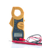 Digital clamp meter Stock Image