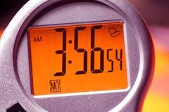Digital clock Royalty Free Stock Images