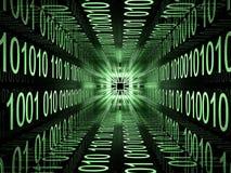 Digital code Stock Photos