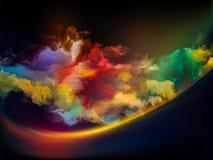 Digital Colors Stock Image