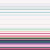 Digital Colors in Strips by One Pixel Royalty Free Stock Photos