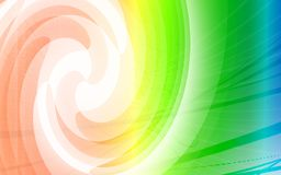 Digital colours background Royalty Free Stock Image