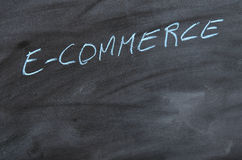 Digital commerce Stock Photography