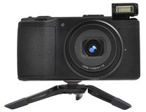 Digital compact camera Stock Photos