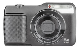 Digital compact camera Royalty Free Stock Images