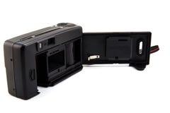 Digital compact photo camera isolated Royalty Free Stock Image