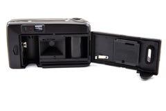 Digital compact photo camera isolated. Stock Photos