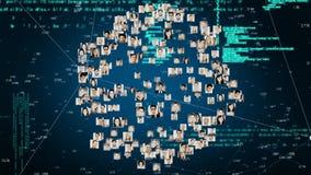 Digital composites of people