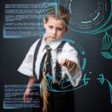 Digital concept Stock Photo