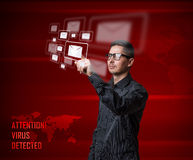Digital concept Stock Image