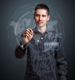 Digital concept Stock Photography