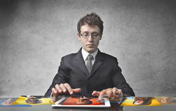 Digital creativity royalty free stock image