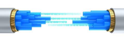 Digital data Stock Images