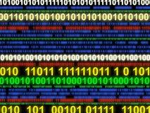 Digital datastream Stock Images