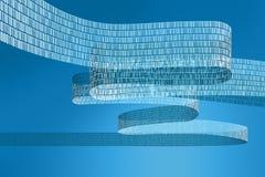 Digital-Daten Lizenzfreie Stockbilder