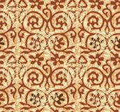 Digital dekorativ bakgrund för sömlös textur royaltyfri illustrationer