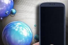 Digital detox - Waterproof Stock Image
