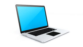Digital device labtop. Stock Images