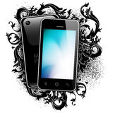 Digital devices design Royalty Free Stock Images